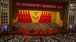 Aufrüstung und unbeschränkte Macht für Xi Jinping