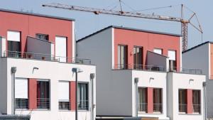 Die Bauzinsen in Deutschland sinken wieder