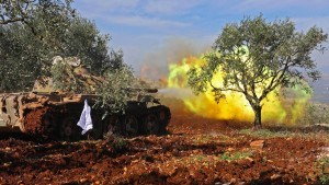 Türkei bombardiert Afrin