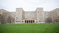 Gedämpfte Stimmung: In der Goethe-Uni, hier der Campus Westend, beginnt nun die Suche nach dem Scheitern im Exzellenz-Wettbewerb