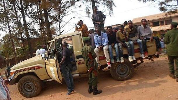 Ein Schuss in Afrika, ein Nachspiel in Berlin