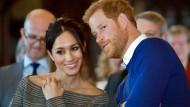 Schon in ihrer Verlobungszeit nehmen Prinz Harry und Meghan Markle zahlreiche Termine in der Öffentlichkeit war.