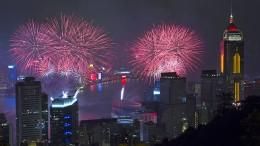 Feuerwerksverbot in Chinas Städten