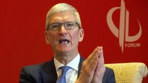 """Apple-Chef hofft auf """"kühle Köpfe"""""""
