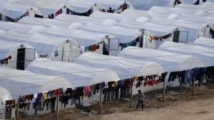 So viele Flüchtlinge wie seit dem Krieg nicht mehr