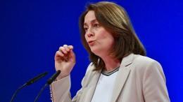 Barley unterstützt Urwahl für SPD-Parteivorsitz