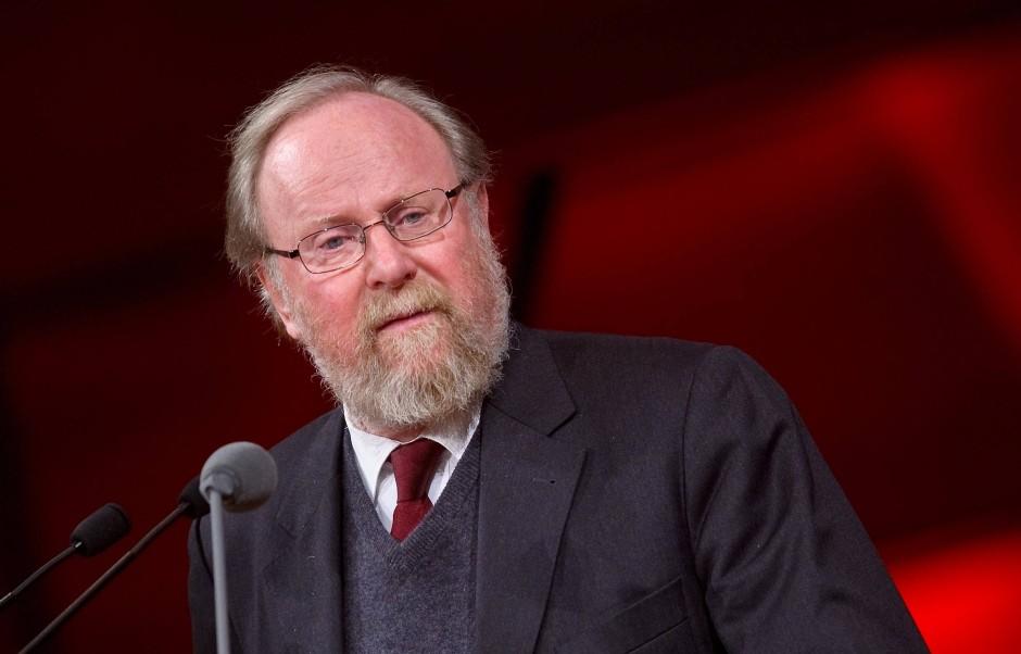 Der ehemalige Bundestagspräsident Wolfgang Thierse