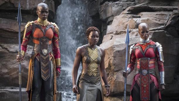 Auf nach Wakanda