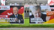 SPD oder CDU? Zwischen Emsland und Ostfriesland sind die Grenzen vor der Landtagswahl am 15. Oktober klar gezogen.
