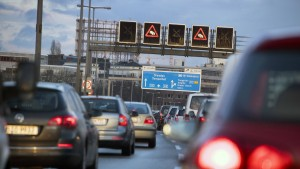 Weniger Luftverschmutzung durch Diesel-Abgase