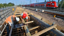 Das sind die großen Baustellen der Bahn