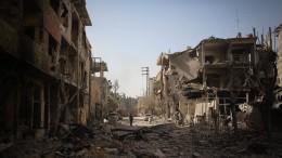 """""""Syrien ist ein sicheres Herkunftsland"""""""