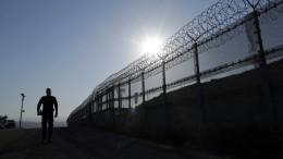 Mexiko wird laut Trumps Stabschef nie für Mauer zahlen
