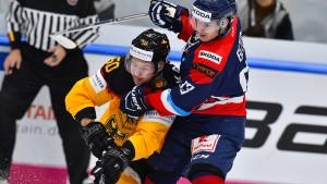 Nächste Pleite für deutsches Eishockey-Team