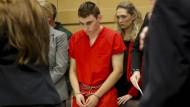 Dem 19-jährigen Nikolas Cruz droht die Todesstrafe.