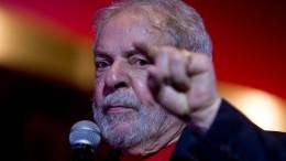 Lula muss am Freitag Haft antreten
