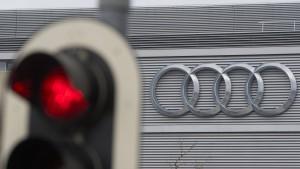Noch eine Razzia bei Audi