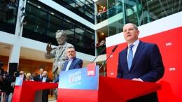 Mehrheit der SPD ist für die Groko