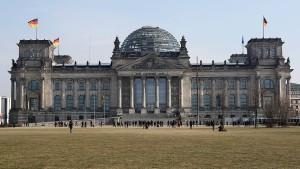Einblicke in den geheimsten Ort des Bundestags
