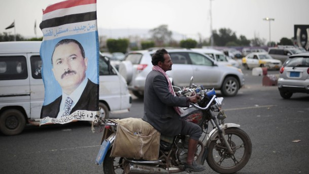 Seitenwechsel im Jemen