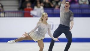 Savchenko weint vor Glück
