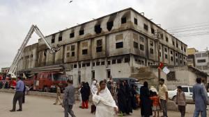 Fabrikbrand-Opfer bekommen endlich Geld