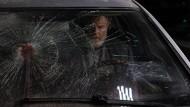 """Kings """"Mr. Mercedes"""" ist jetzt zur Fernsehserie geworden - mit Brendan Gleeson als Detective Hodges, der den Mann jagt, der im Auto in eine Menschenmenge raste."""