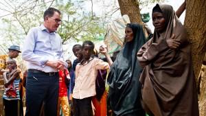 Ein Marshall-Plan löst Afrikas Probleme nicht