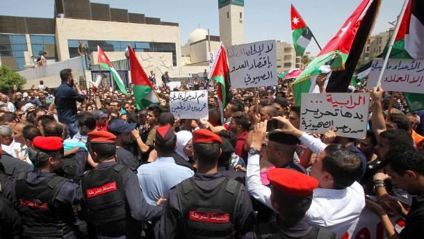 Jordanien klagt israelischen Wachmann an