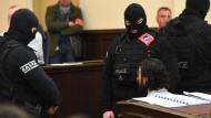 Prozess gegen mutmaßlichen Paris-Attentäter