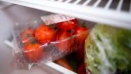 Gekühlte Tomaten verlieren ihren Geschmack.