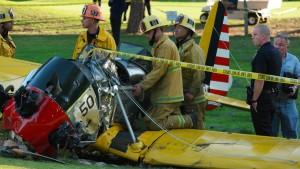 Harrison Ford stürzt mit Kleinflugzeug ab