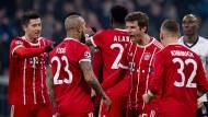 Bayern siegt deutlich gegen Istanbul