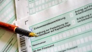 Künftig sollen Computer die Steuererklärungen der Deutschen überprüfen.