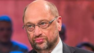 Schulz redet die Pflege schlecht
