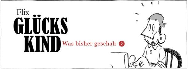 Comic / Flix / Glückskind Was bisher geschah