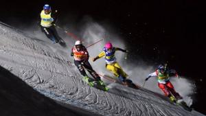 Verfrühtes Weihnachtsgeschenk für Skicrosserin Zacher