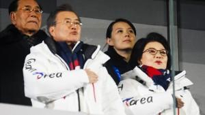 Zwischen Pjöngjang und Pyeongchang