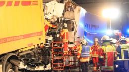 Wieder tödliche Unfälle mit Lastwagen