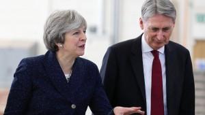 Die britische Brexit-Zerreißprobe