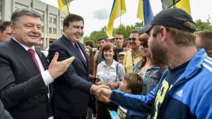 Wunderwaffe Saakaschwili