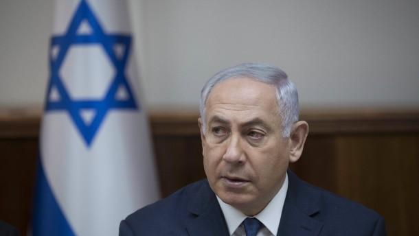 Netanjahu droht mit Schließung von Al-Dschasira-Büro