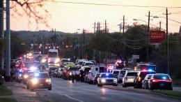 Wieder eine Paketbomben in Texas