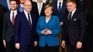 Merkel weist Maut-Vorwürfe Österreichs als falsch zurück