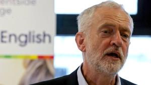 Das jüdische Problem der Labour Party