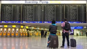 Krisen lassen Winterflugplan schrumpfen