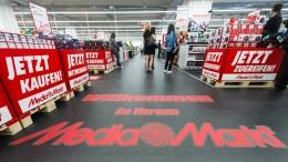 """""""Black Friday""""-Rabatte kommen Ceconomy teuer zu stehen"""