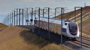 Siemens und Alstom schmieden Eisenbahnriesen