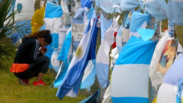 Argentinische Marine erklärt U-Boot-Besatzung für tot