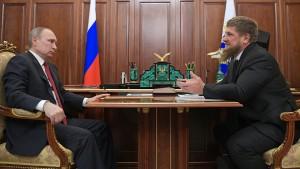 Fraktionsspitzen setzen sich für russischen Menschenrechtler ein